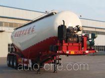 鑫凯达牌DLZ9400GFL型中密度粉粒物料运输半挂车