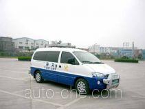 Customs inspection vehicle