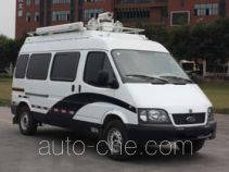 Dima DMT5033XKC investigation team car