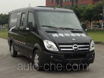 Dima DMT5040XYCBEV1 electric armoured cash transit van