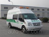 Dima environmental monitoring vehicle