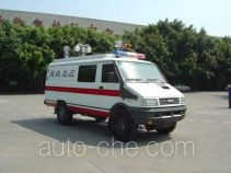 Dima DMT5045TZMQJ rescue vehicle with lighting equipment