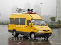 Dima DMT5046TZMQJ rescue vehicle with lighting equipment