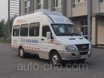 迪马牌DMT5047XTX型通信车