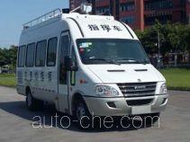 迪马牌DMT5056XZH型指挥车