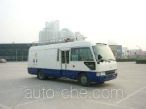 Dima DMT5060TZD customs X-ray inspection vehicle