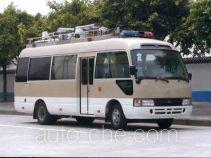Dima DMT5061TZMQJ rescue vehicle with lighting equipment