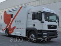 Dima DMT5130XDS television vehicle