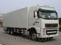 Dima DMT5250XXY box van truck