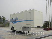 迪马牌DMT9080XTX型半挂通信车