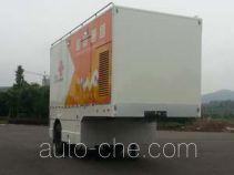Dima DMT9100XTX communication trailer