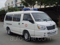 东南牌DN5020XJH4B型救护车