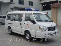 东南牌DN5020XJHD3型救护车