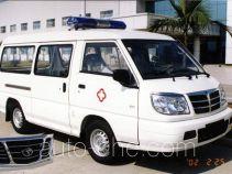 东南牌DN5023XJHCH型救护车