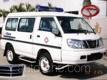 东南牌DN5024XJHC型救护车