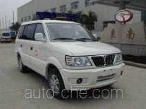 Dongnan DN5025XXJB blood plasma transport medical car