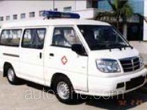 东南牌DN5023XJH3型救护车