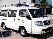 东南牌DN5026XJHCJ型救护车