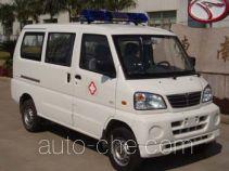 东南牌DN5028XJH3AB型救护车