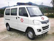 东南牌DN5028XJHJ1型救护车