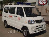 Dongnan DN5028XXJ blood plasma transport medical car