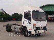 嘉龙牌DNC1040BEVJ01型纯电动载货汽车底盘