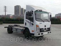 嘉龙牌DNC1070BEVJ01型纯电动载货汽车底盘