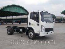 嘉龙牌DNC1070GJ-50型载货汽车底盘