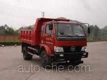 嘉龙牌DNC3040G-40型自卸汽车
