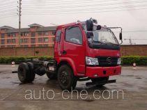 Jialong DNC3110GJ2-40 dump truck chassis