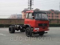 Jialong DNC3160GJ-40 dump truck chassis