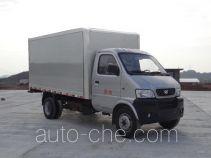 Jialong DNC5030XXYU-40 box van truck