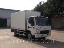 Jialong DNC5070XXY-50 box van truck