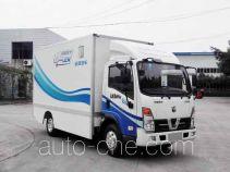嘉龙牌DNC5070XXYBEV01型纯电动厢式运输车