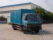 Jialong DNC5110GXXY-30 box van truck