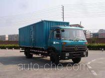 Jialong DNC5121GXXY-30 box van truck