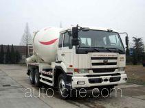 优迪卡牌DND5243GJBCWB452K型混凝土搅拌运输车