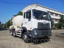 优迪卡牌DND5250GJBW8B32型混凝土搅拌运输车
