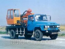 Yetuo DQG5090TZJ drilling rig vehicle