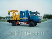 Yetuo DQG5160TCY well servicing rig (workover unit) truck