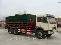 Yetuo DQG5200TJC well flushing truck