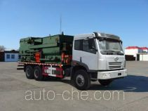 Yetuo DQG5220TJC well flushing truck