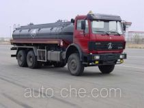 Yetuo DQG5250GHY chemical liquid tank truck