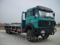 Yetuo DQG5250TPB грузовик с плоской платформой