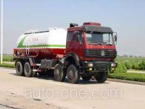 Yetuo DQG5310GXH pneumatic discharging bulk cement truck