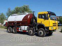 Yetuo DQG5311GXH pneumatic discharging bulk cement truck