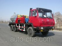 Jingtian DQJ5190TRX hot washing plant truck
