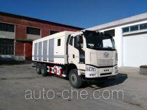 Compressor truck