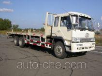 Jingtian DQJ5250TYC pipe transport truck