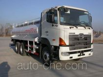Jingtian fracturing fluid tank truck